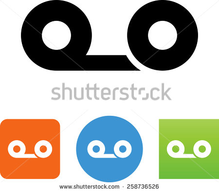 Voice Mail Symbol