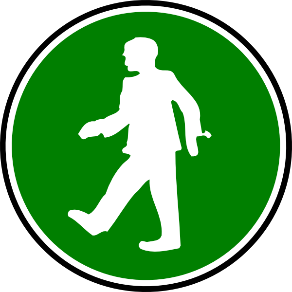7 Walking Feet Icon Images