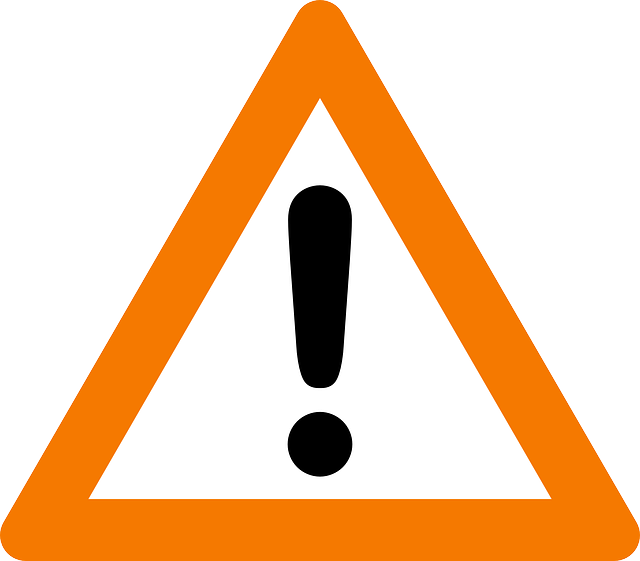 Warning Sign Clip Art Free