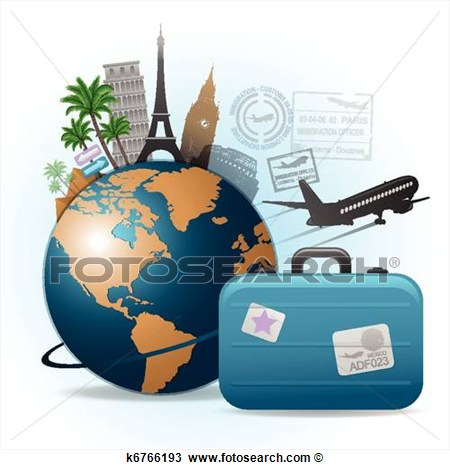 World Travel Clip Art