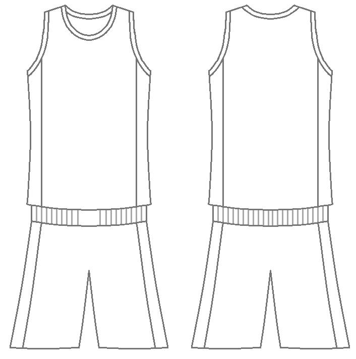 13 basketball uniform psd templates images basketball for Uniform spa vector