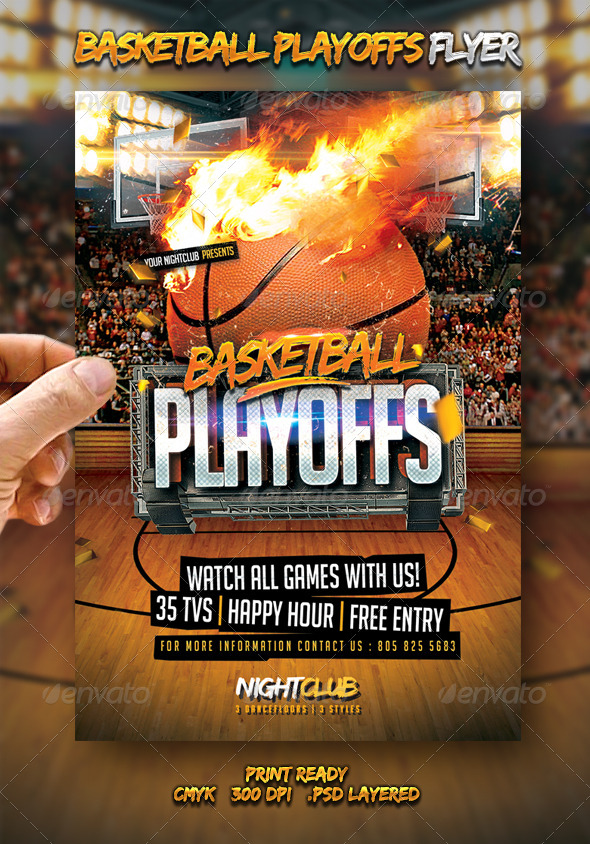 12 basketball tournament flyer psd templates free images for Basketball tournament program template