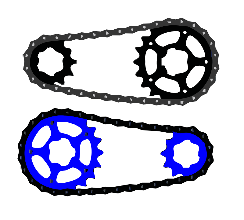15 Bicycle Vector Clip Art Images