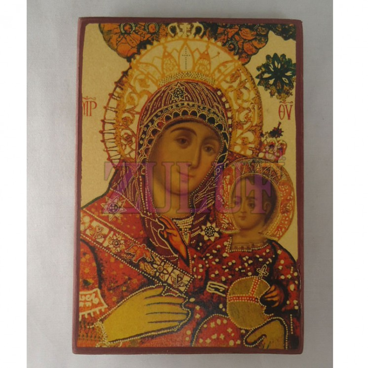 14 Gold Religious Mary Icon Images