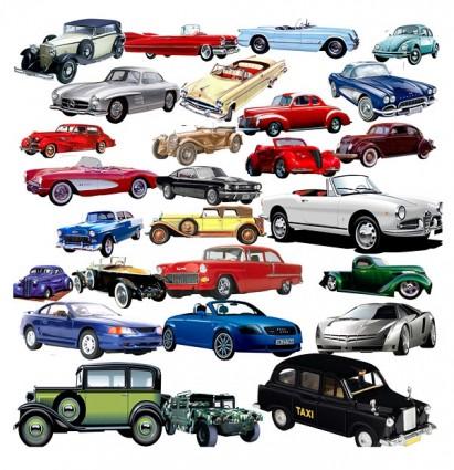 Car PSD Templates Free Download