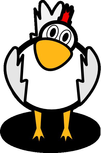 Cartoon Chicken Clip Art