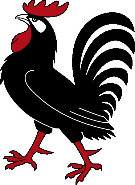 Cartoon Rooster Clip Art