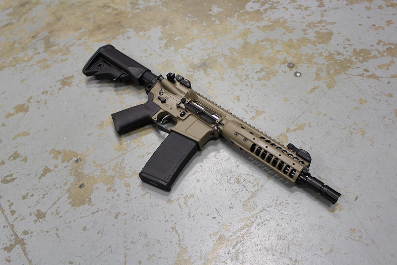 Cerakote Magpul Flat Dark Earth AR