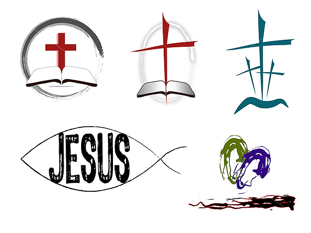 17 christian fish vector free images christian fish