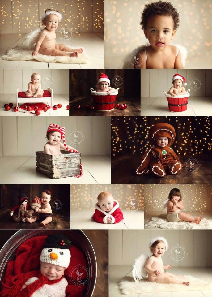 9 Christmas Photo Shoot Prop Ideas Images