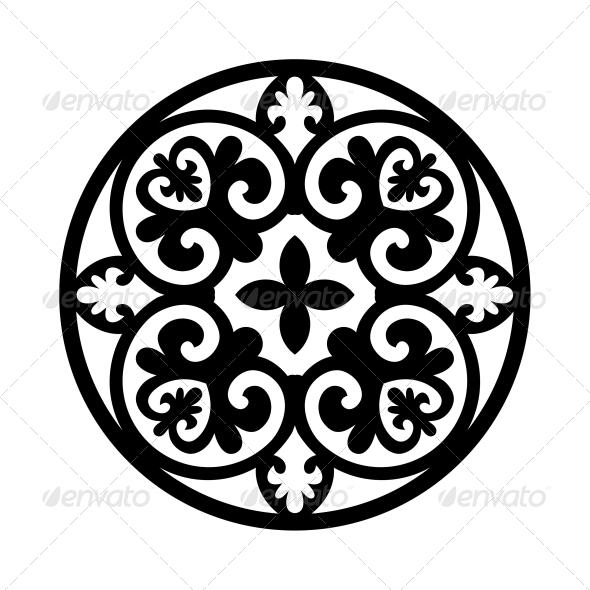 Circular Designs Patterns