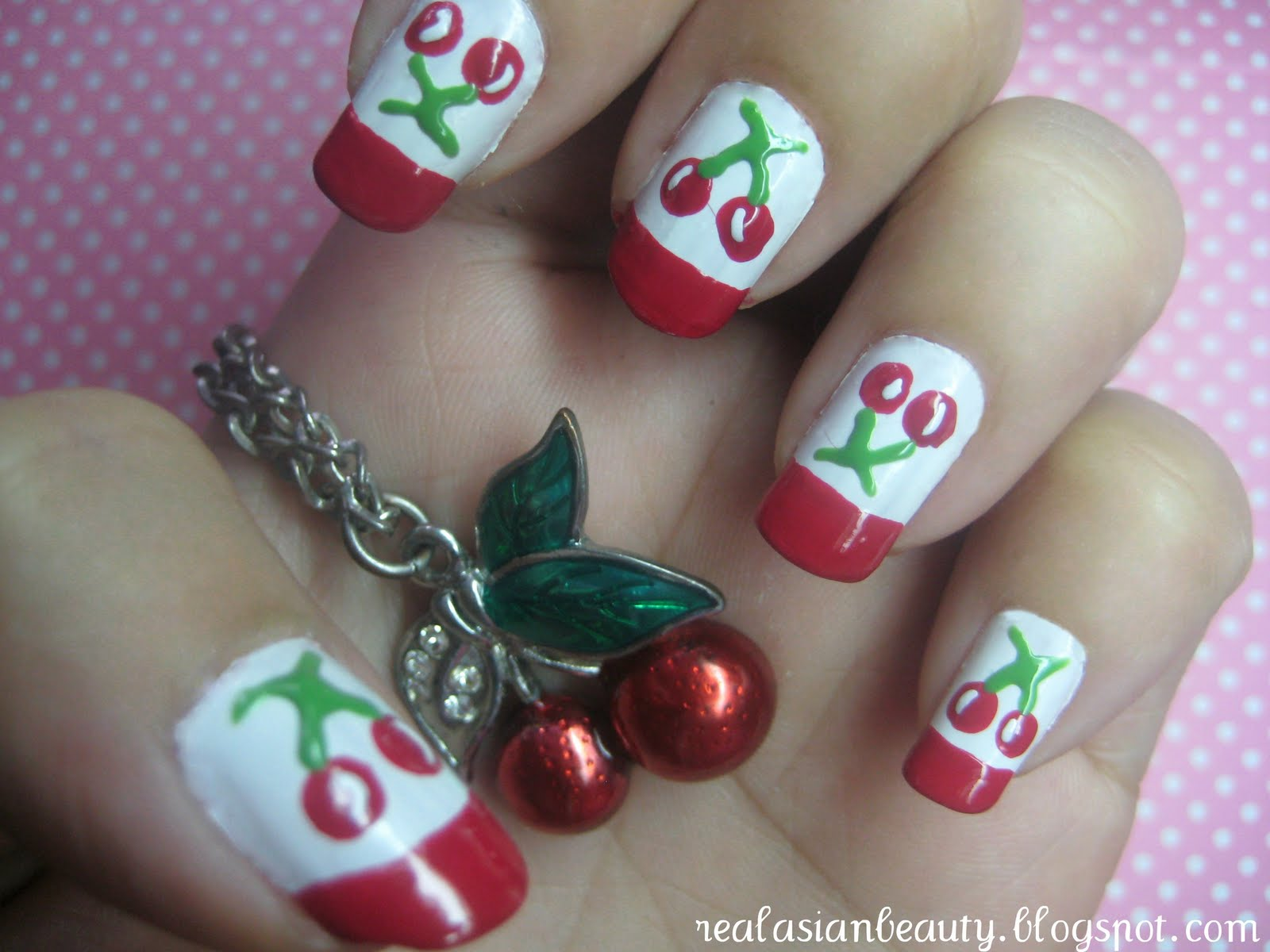 Cute Easy Nail Art Designs