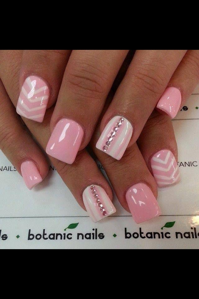 Cute Gel Nail Designs