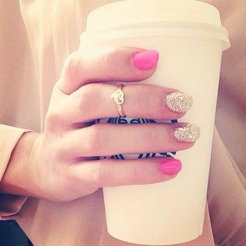 Cute Short Gel Nails