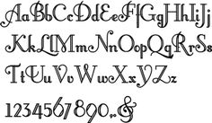 Image result for Lettering Styles Calligraphy