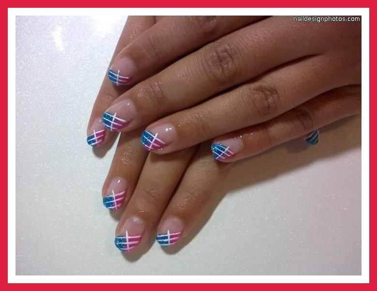 Easy Summer Nail Designs for Short Nails