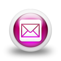 10 Pink Email Logo Icon Images