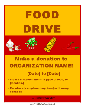 16 Food Drive Flyer Template Free Images Food Drive Flyer Template Food Drive Flyer Template Microsoft And Canned Food Drive Flyer Template Free Newdesignfile Com