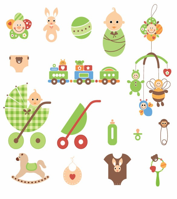 13 Cute Vector Graphics Images