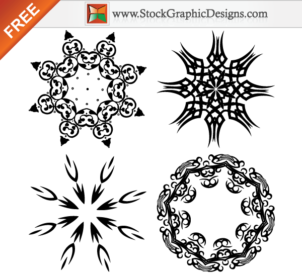 Free Design Elements Vector Graphics