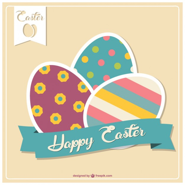 Free Easter Card Templates
