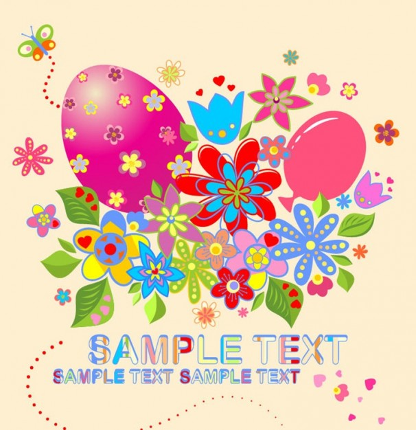 Free Easter Vector Art