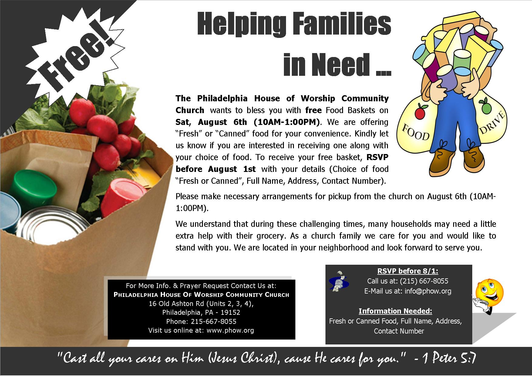 food drive flyer ideas 32703 imgflash