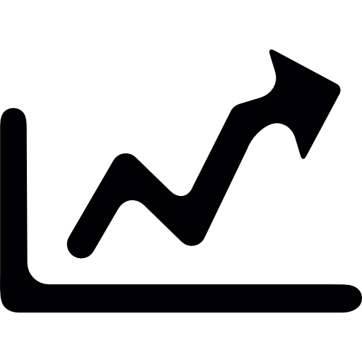 Free Icon Business Growth Chart