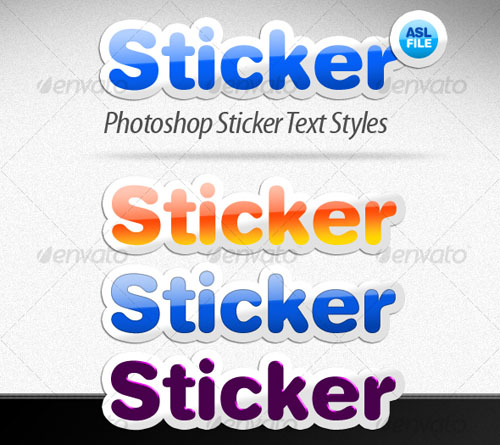 9 Photoshop Text Effect PSD Template Images