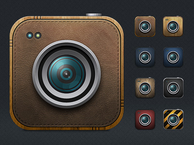 14 Free Camera PSD Images