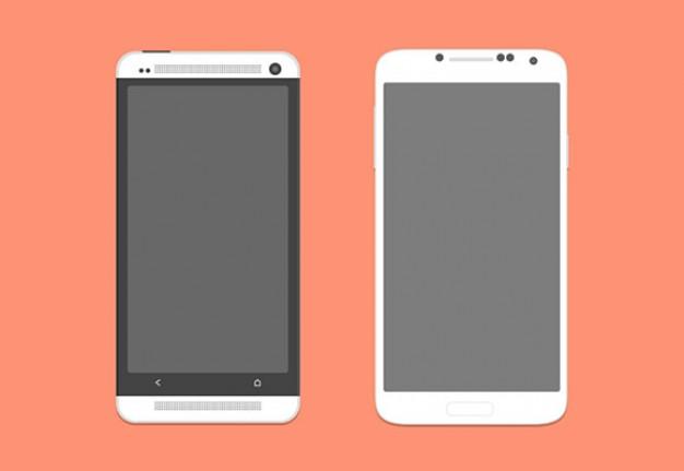 Free Smartphone PSD