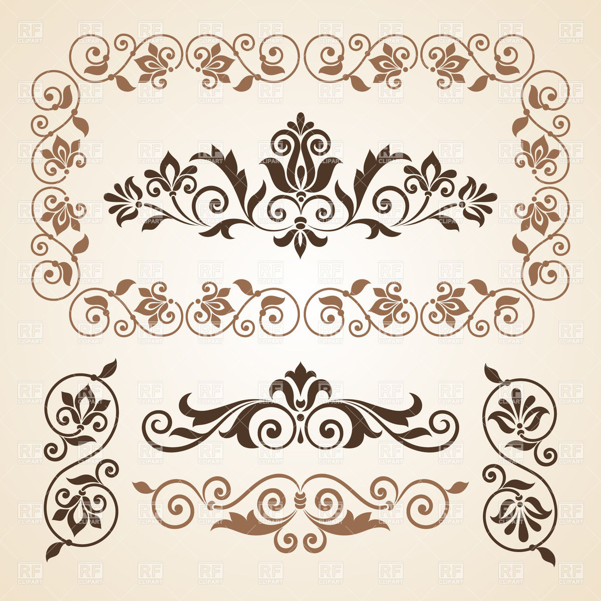 Free Vintage Design Elements