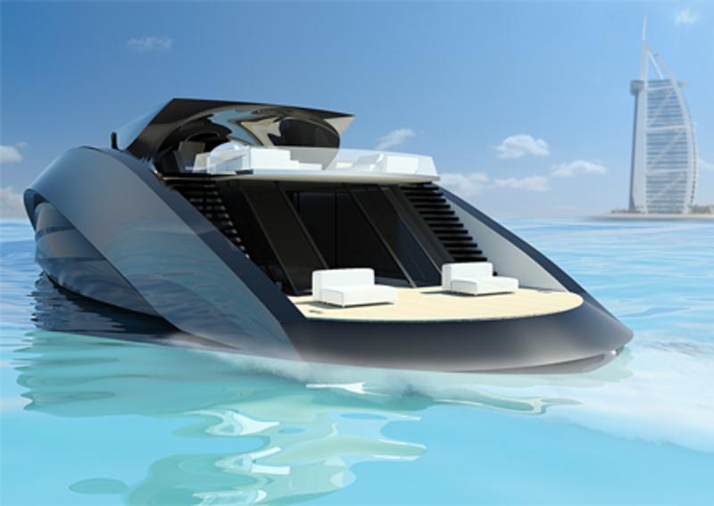Futuristic Boat Concept Designs