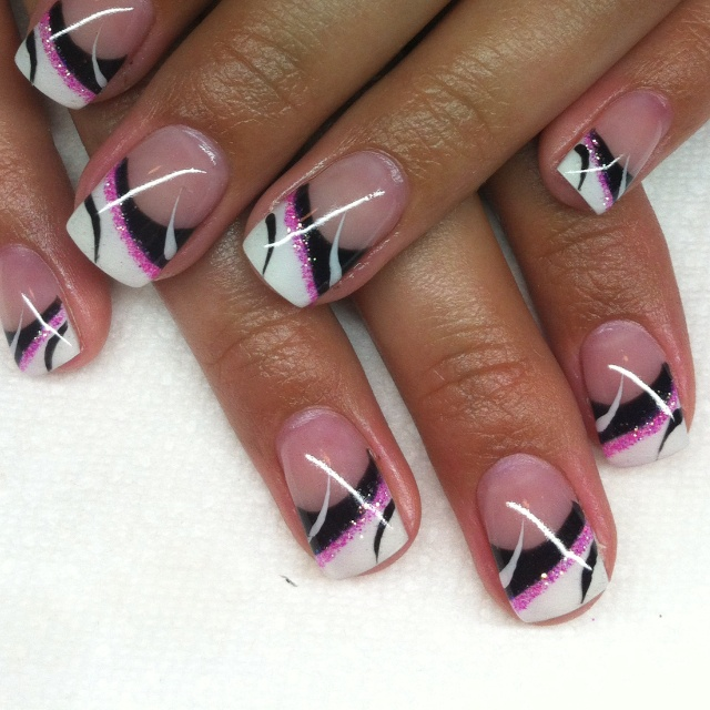 Gel Nails Designs 2014