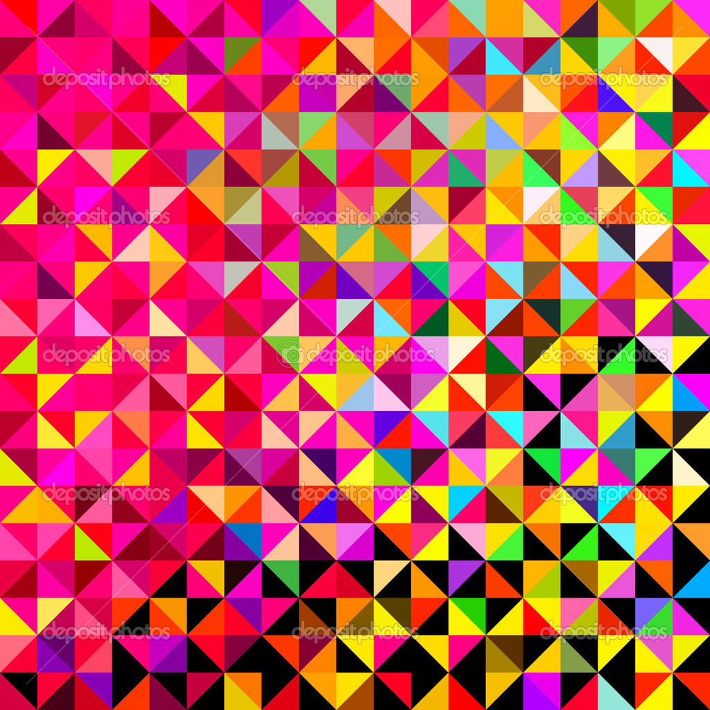 abstract geometric colorful background - photo #35