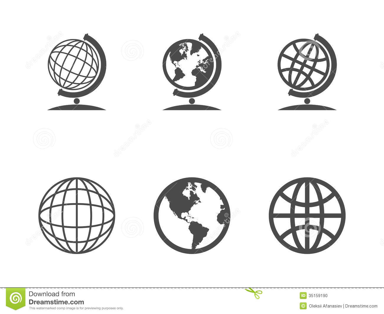 15 Globe Icon Vector Images