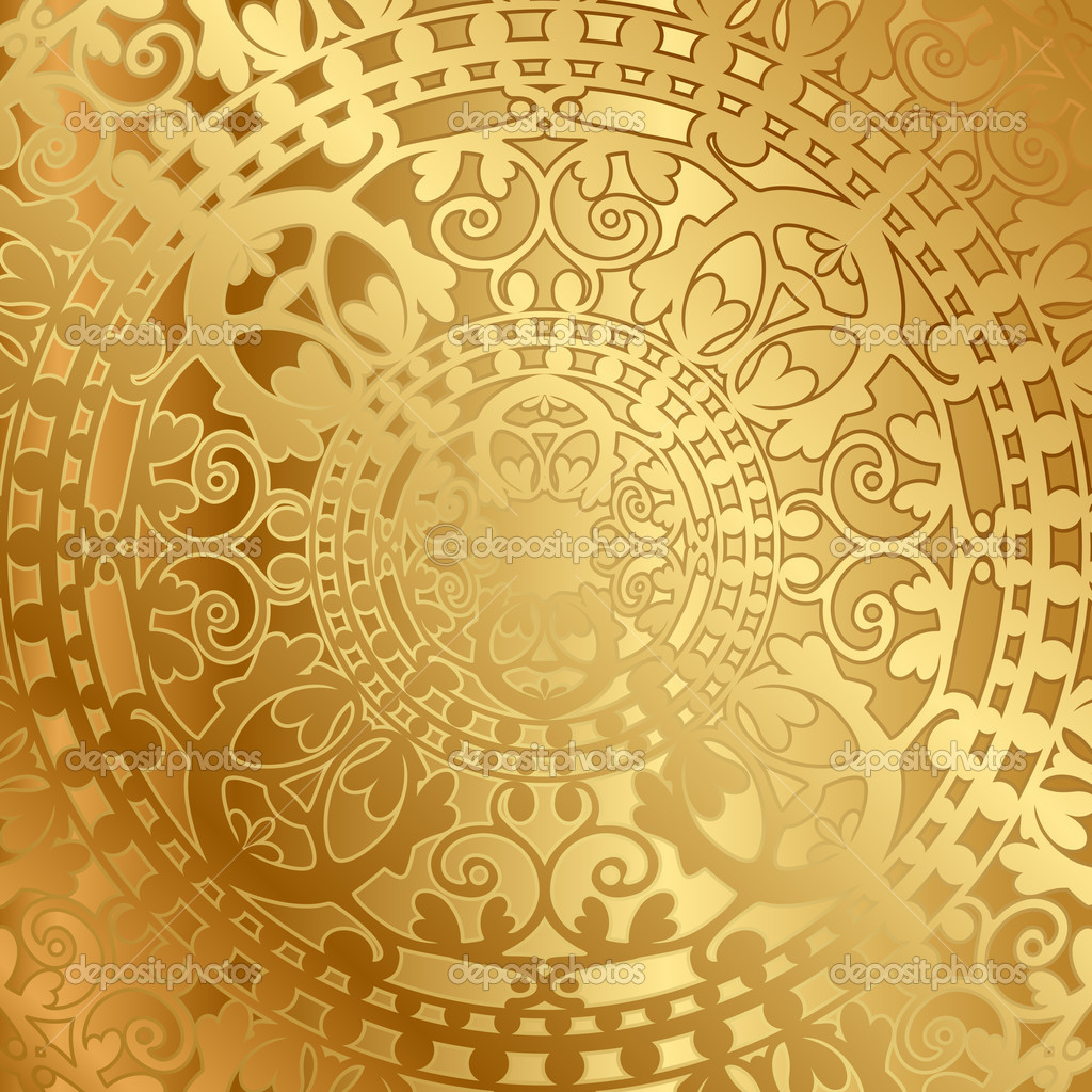 15 Gold Vector Background Images