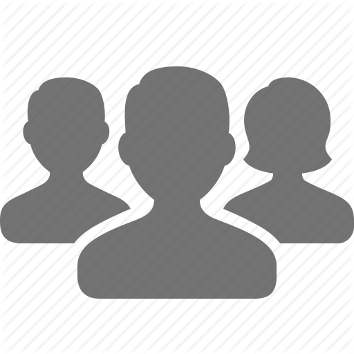 Group People Icon Team