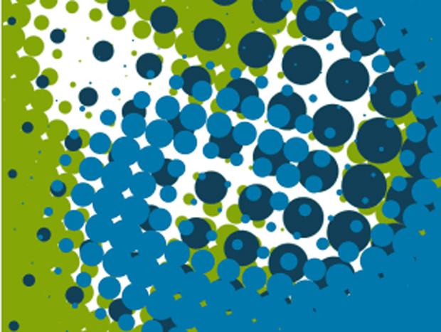 7 Dot-Matrix Photoshop Brushes Images