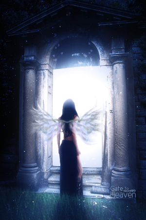 10 Gate To Heaven PSD PNG Images