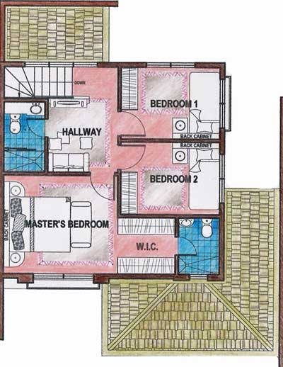 6 small house design plan philippines images small house