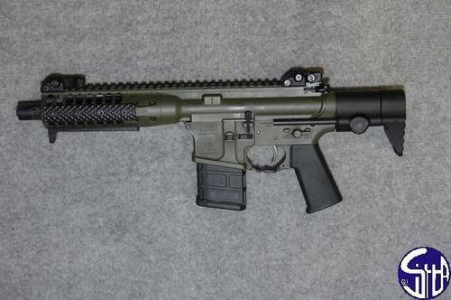 15 PSD LWRC Six8 For Sale Pistol Images