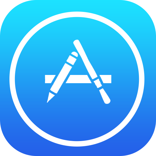 12 IOS 7 App Store Icon Images