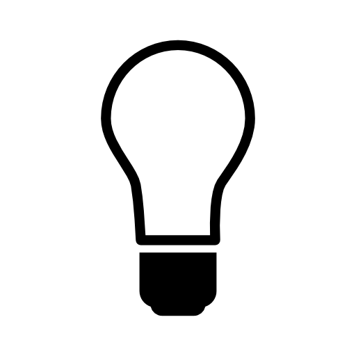 11 Light Bulb Vector Images