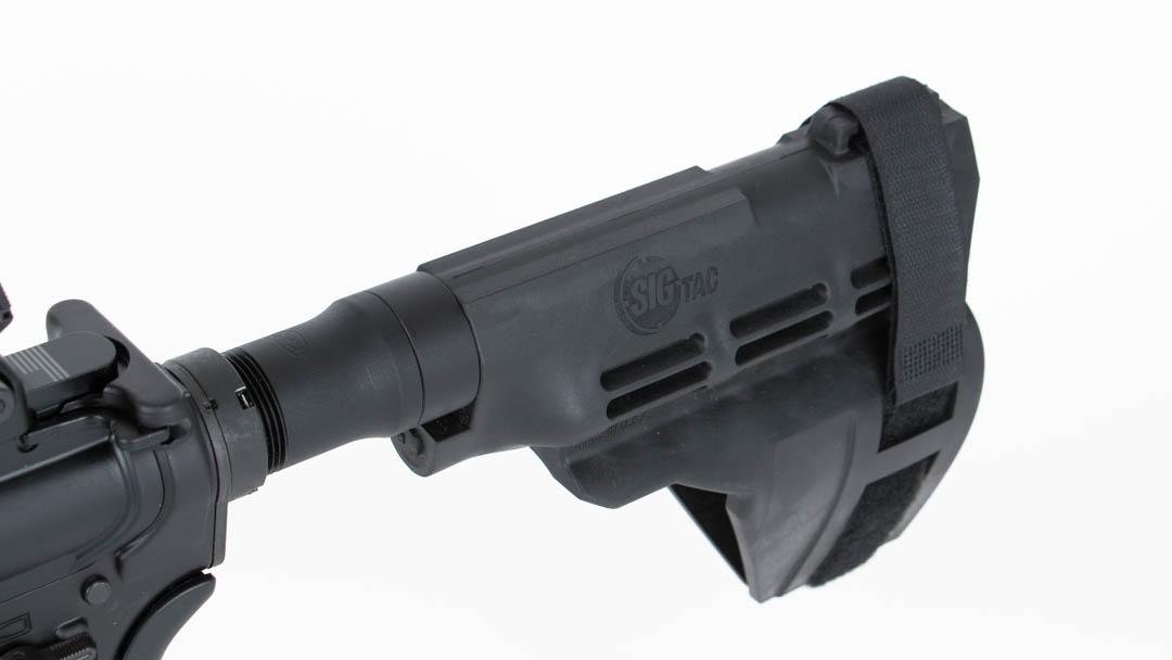 LWRC Pistol Buffer Tube