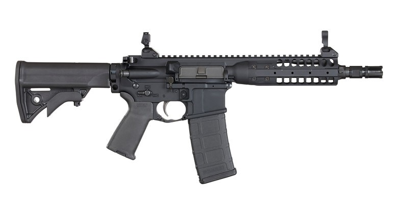 LWRC Short Barrel Rifle