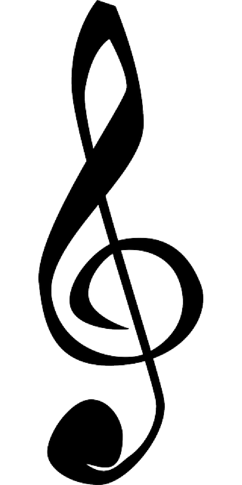 Music Notes Symbols Clip Art