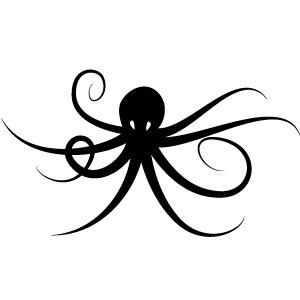19 Octopus Vector Free Images