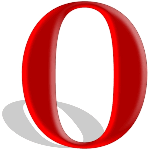 14 Opera Browser Logo Icon Images Images