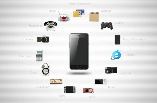 Phone Icon Psd Free